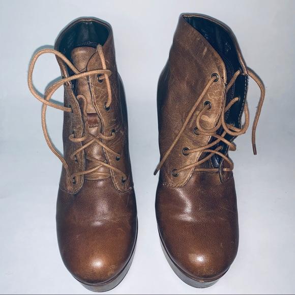 c14db031e62 Steve Madden. Raspy. Ankle heel bootie. M 5c462ea2c9bf50c02b7d4c56
